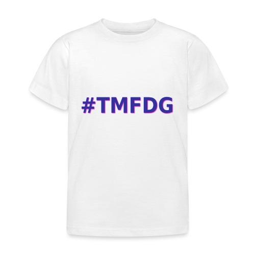 Collection : 2019 #tmfdg - T-shirt Enfant