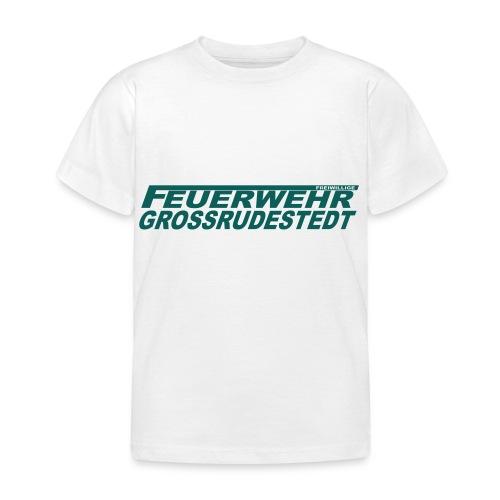Schriftzug_FFG_gross - Kinder T-Shirt