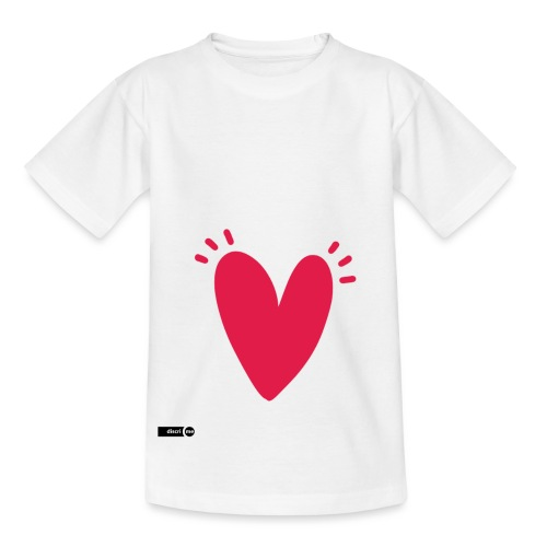 st valentin - T-shirt Enfant