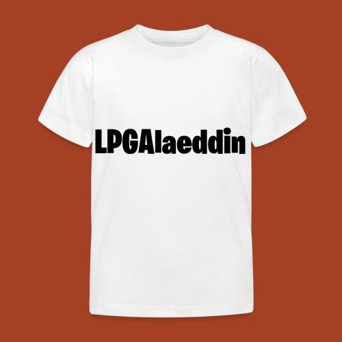 LPGAlaeddin - Kinder T-Shirt