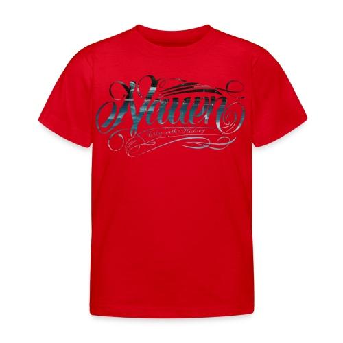 stadtbad edition - Kinder T-Shirt