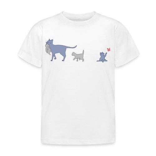 Cats - Maglietta per bambini