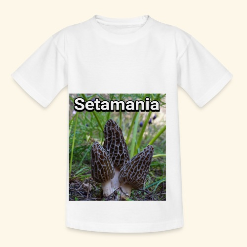 Colmenillas setamania - Camiseta niño