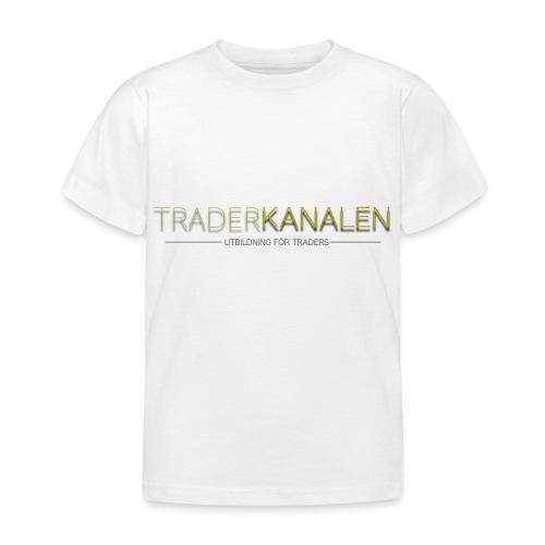 Traderkanalen BRAND - T-shirt barn
