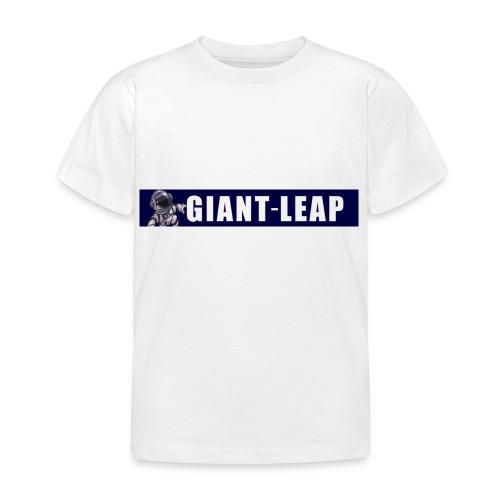 GiantLeap banner - Kids' T-Shirt
