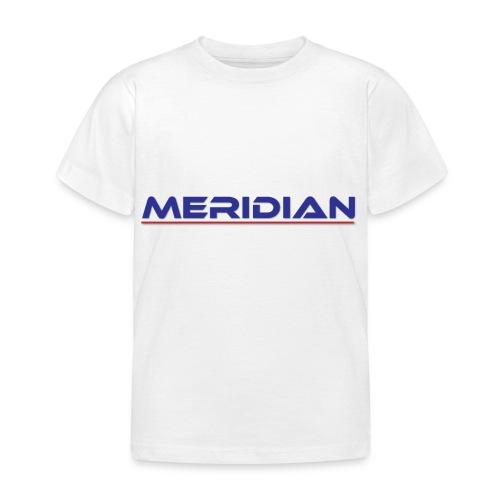 Meridian - Maglietta per bambini