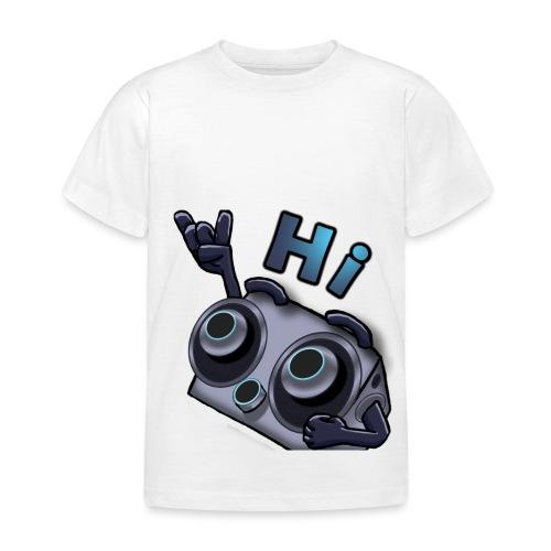The DTS51 emote1 - Kinderen T-shirt