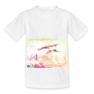 Salto desde Peña la Vieja - Camiseta niño