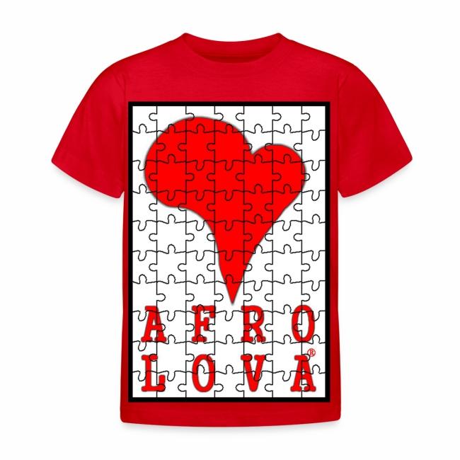 puzzle Afro Lova