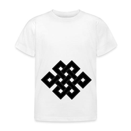 nodo buddha - Maglietta per bambini
