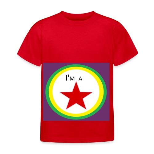 I'm a STAR! - Kids' T-Shirt