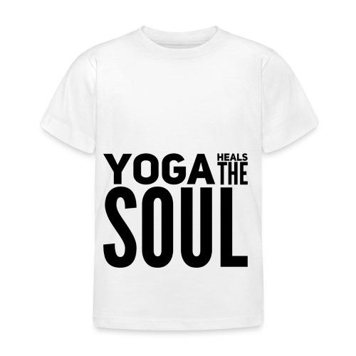 yogalover - Kinderen T-shirt