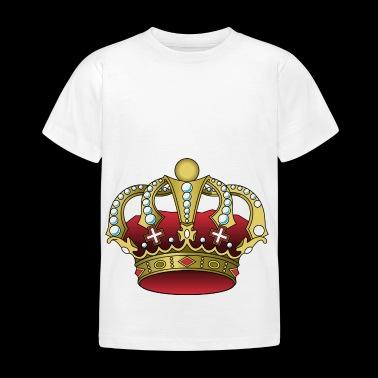 krona - T-shirt barn