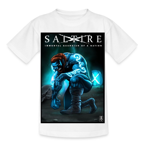 Saltire Invasion1 - Kids' T-Shirt