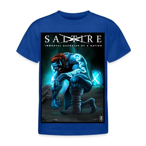 Saltire Invasion1 - Kids' T-Shirt