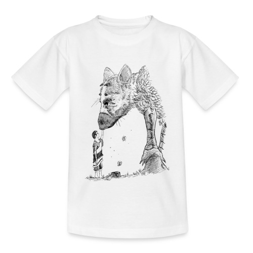 The Guardian and the Child - T-shirt Enfant