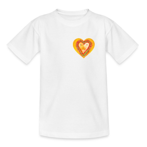 Heartface - Kids' T-Shirt