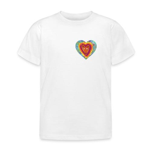 Foxy Heart - Kids' T-Shirt