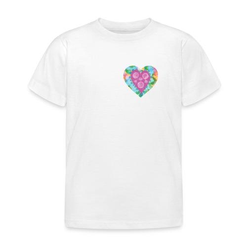 Heart Bubbles make you float - Kids' T-Shirt