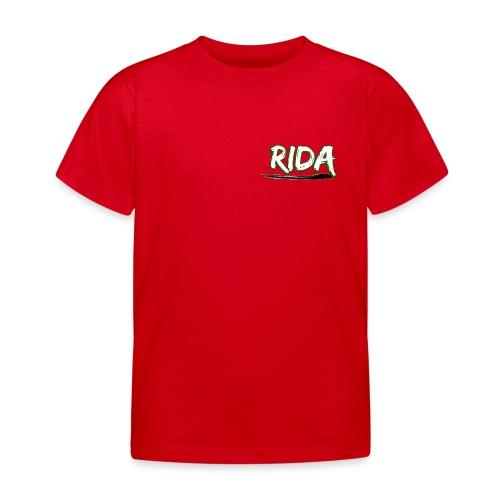 Rida Limited Edition T-Shirt! - Kinderen T-shirt