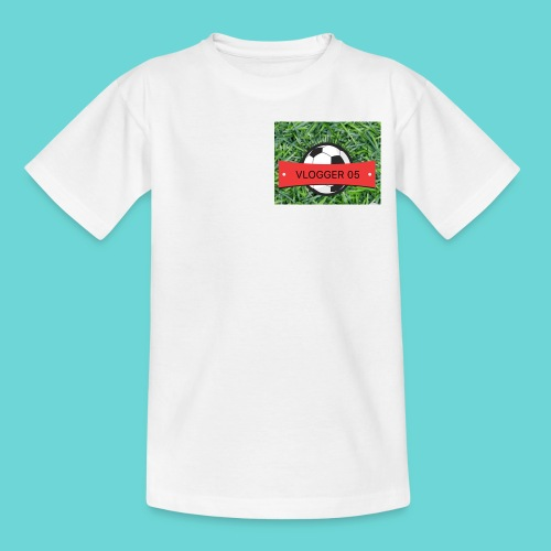 football shirt - Kids' T-Shirt