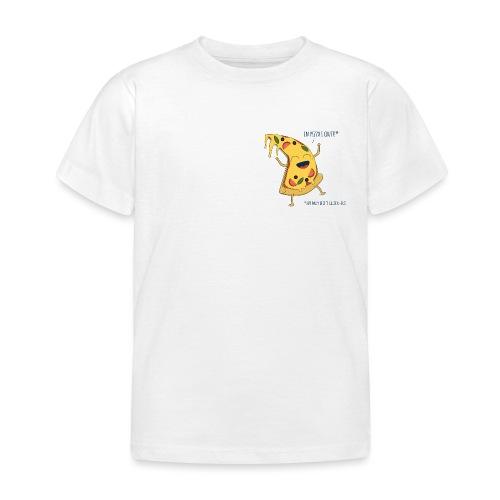 Pizza - Kinder T-Shirt