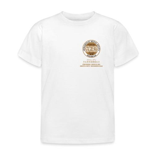 Sweden Inoue-ha Shito-ryu Keishin-kai - T-shirt barn