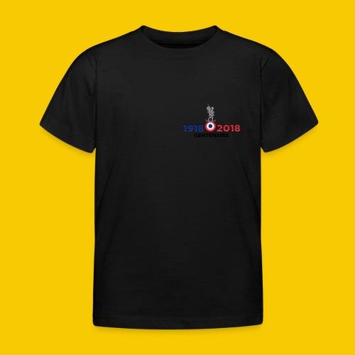 CENTENAIRE - T-shirt Enfant