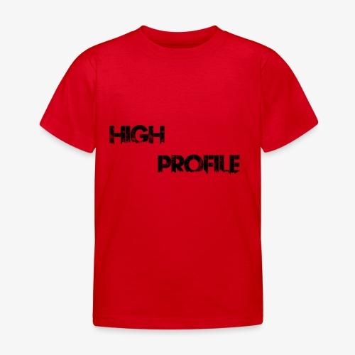 HIGH PROFILE SIMPLE - Kids' T-Shirt