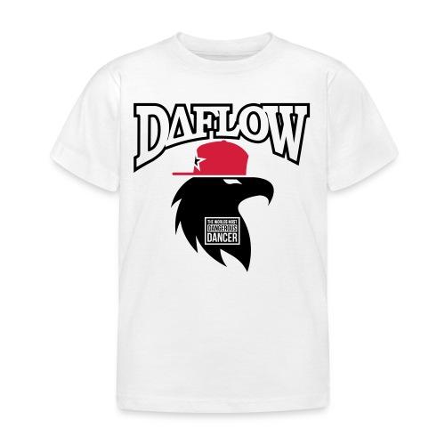DANCER'S DAFLOW EAGLE EMBLEM ADLER - Kinder T-Shirt