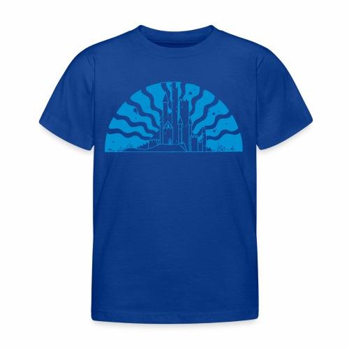 Fairytale Castle Sunrise - Kinder T-Shirt