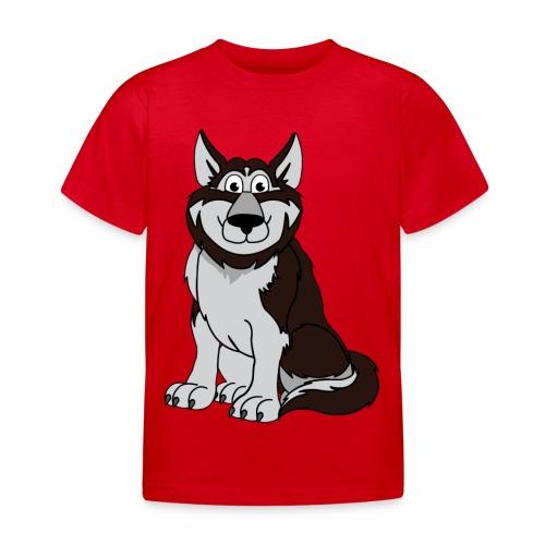 Husky - Kinder T-Shirt