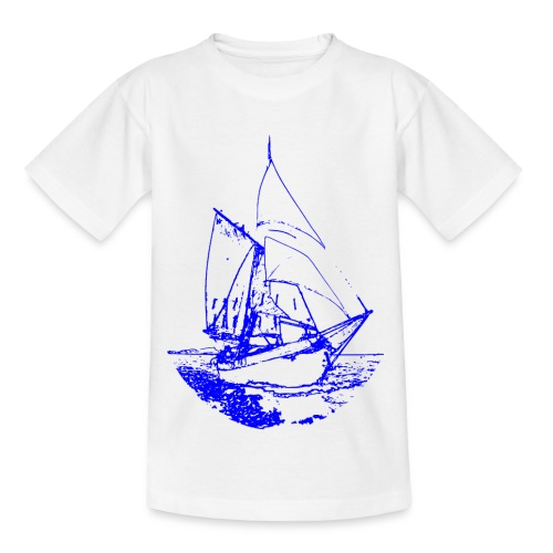 Siluette GIF - Kinder T-Shirt