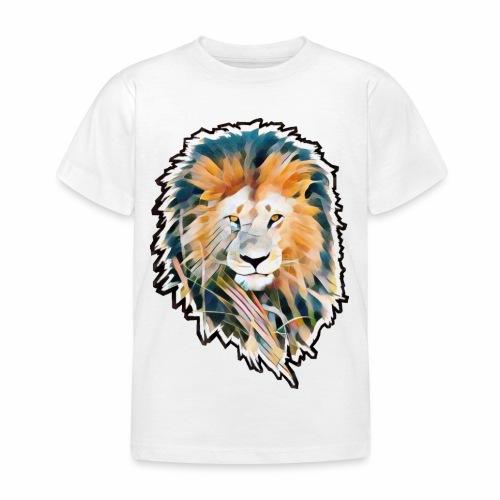 LEON Melena NEGRA CUT 2000 MARJEN NEGRO - Camiseta niño