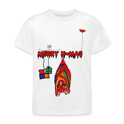 Merry X-MAS - Kinder T-Shirt