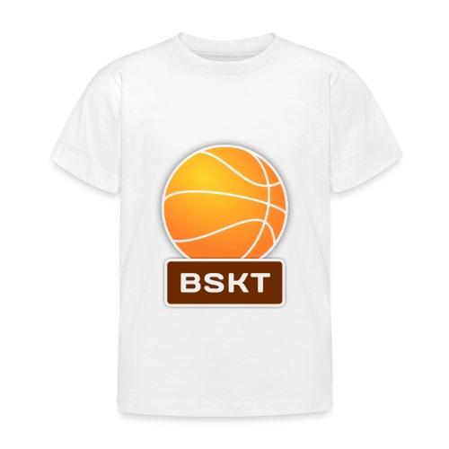 Basket - Camiseta niño