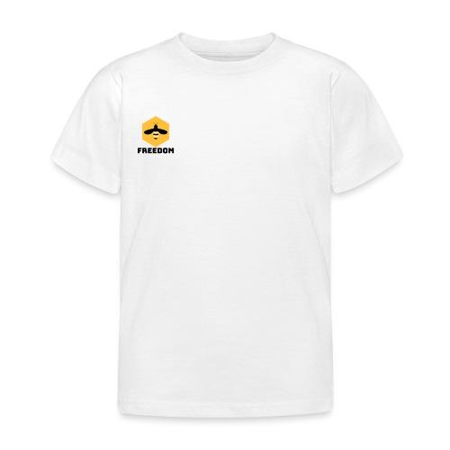 LOGO FREEDOM ABEIL - T-shirt Enfant