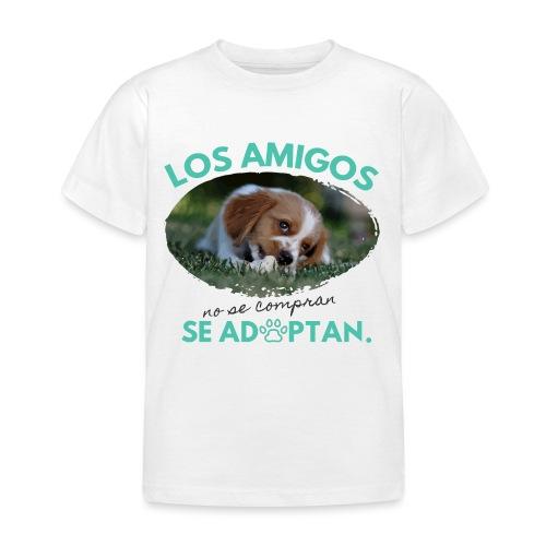 Adopta y Salva una Vida - Camiseta niño