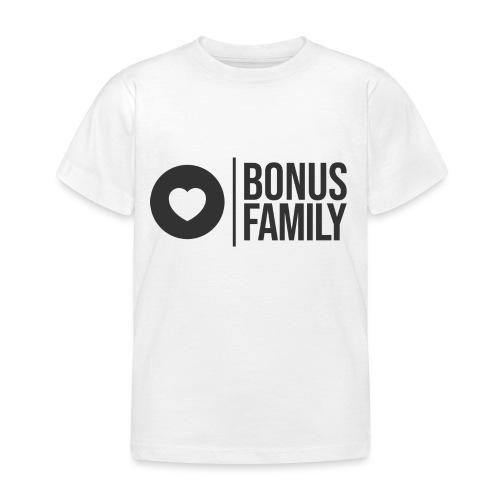 Bonus Family Design and Marketplace - Lasten t-paita
