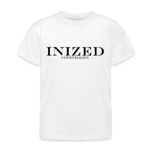 INIZED COPENHAGEN CLASSIC - Børne-T-shirt