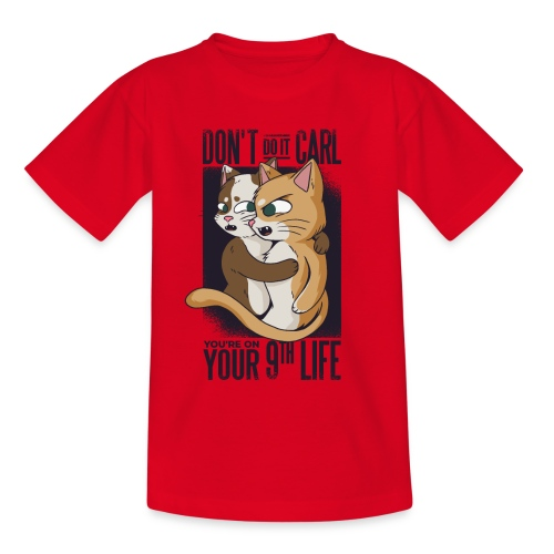Vexels cat Meme Shirt - Kinder T-Shirt