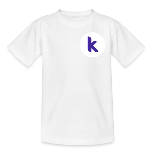 Classic Rounded Inverted - Kids' T-Shirt