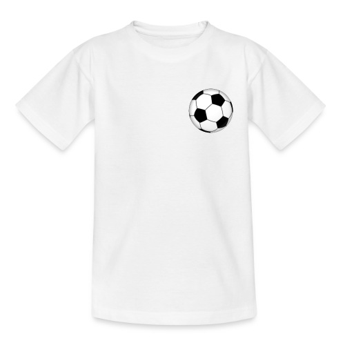 voetbal - Kinderen T-shirt