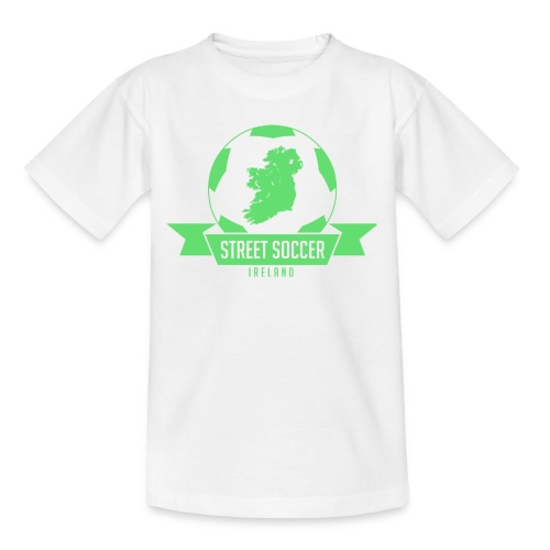 Street Soccer Ireland - Kids' T-Shirt