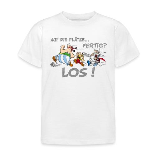 Asterix Obelix Auf die Plätze... Fertig? Los! - T-shirt Enfant