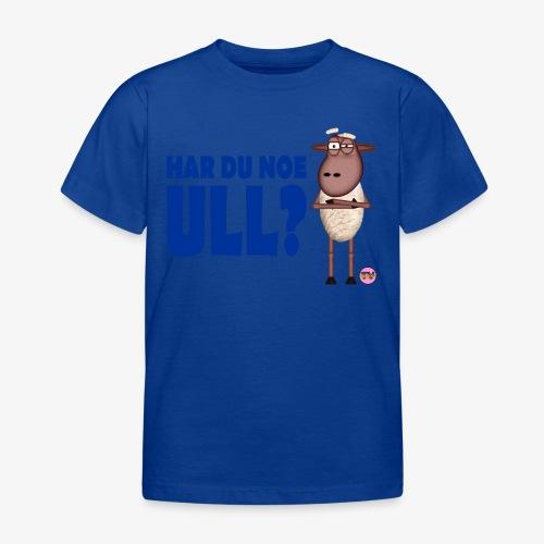 Bæ, bæ, lille lam - T-skjorte for barn