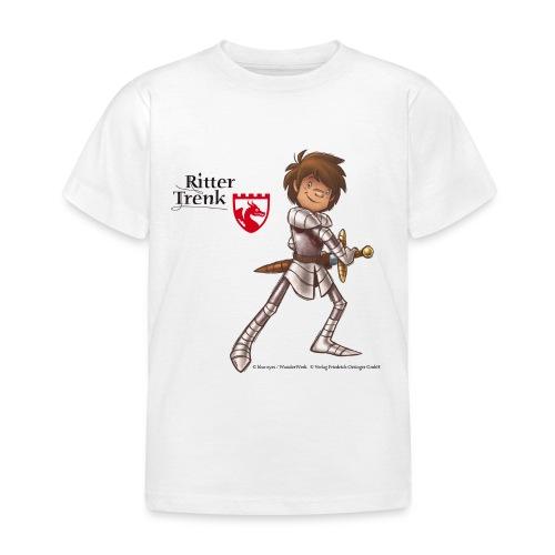 Ritter Trenk Bio-T-Shirt für Kinder - Kinder T-Shirt