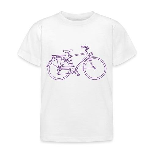 Fahrrad - Kinder T-Shirt