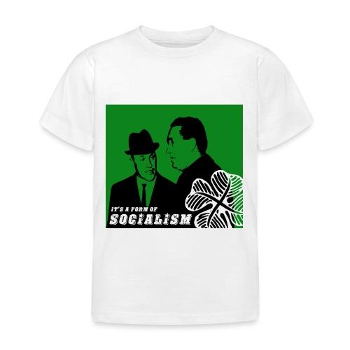 socialism - Kids' T-Shirt