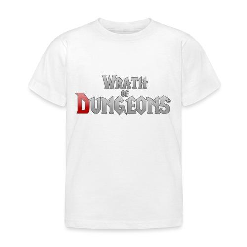 WoD: Logo - Kids' T-Shirt
